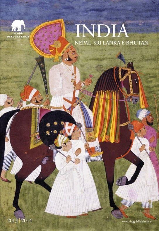 COMING SOON - Il nuovo #catalogo #India di Viaggi Dell'Elefante Tour Operator. Ecco a voi la copertina in #anteprima
