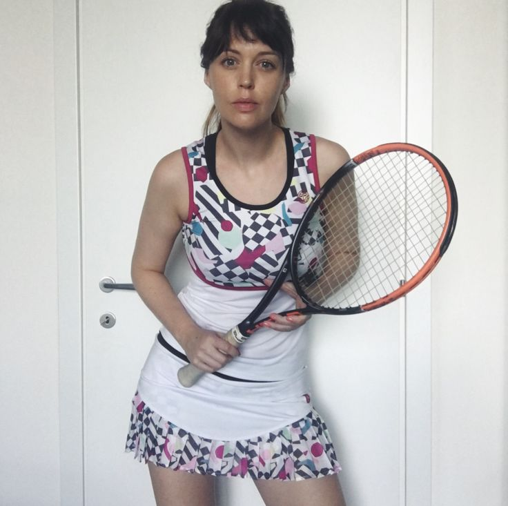 A look at my favourite tennis apparel from the sports clothing brand Bidi Badu