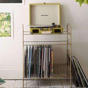 Vinyl Record Storage Shelf Urban Outfitters