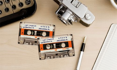 tape #businesscard by Wildlabs