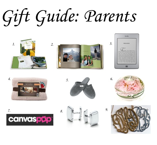 Best Gifts For Parents Christmas: Gifts For Parents