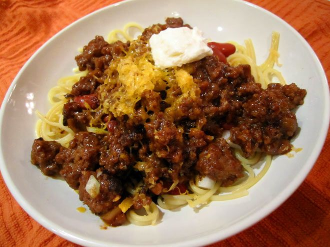 Fall Recipes -- Packer's fans! Have some traditional Wisconsin food. Green Bay Chili recipe from Chili Johns.