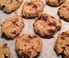 Recipe Chickpea Biscuits - Recipe of category Baking - sweet