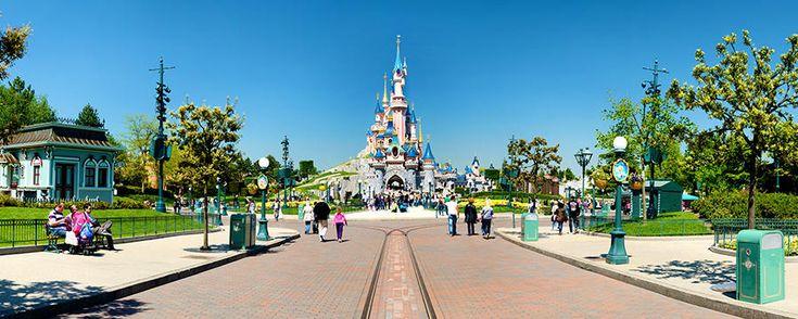 Parc Disneyland | Reservé