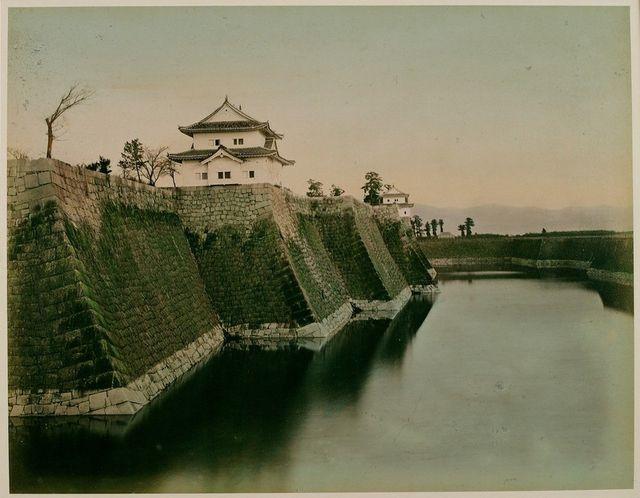 江戸末期〜明治初期に撮影された「桜の風景」が幻想的で美しい