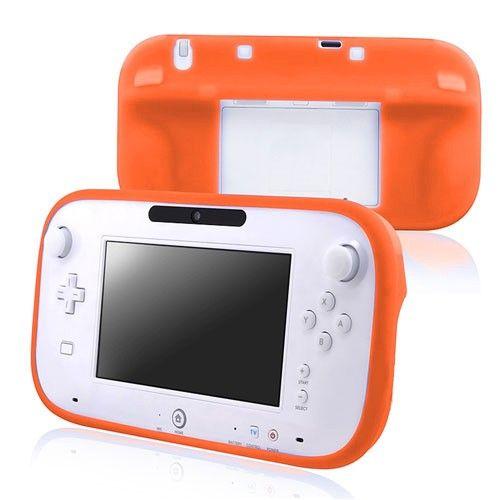 Soft Shell (Oransje) Nintendo Wii U Deksel