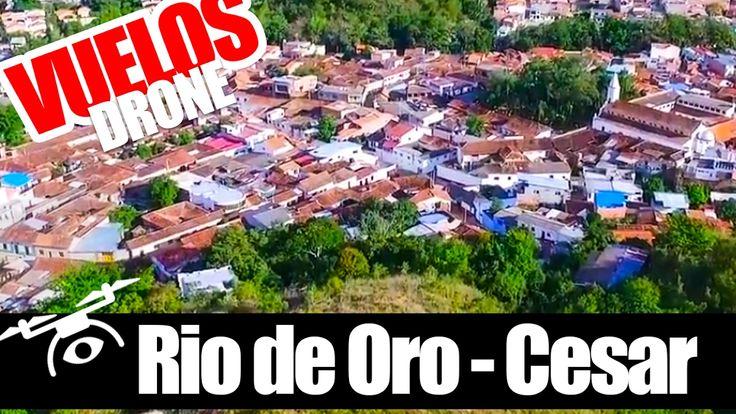 (DRON) Rio de Oro - Cesar - DJI PHANTOM 3 Profesional
