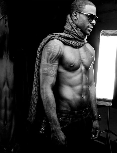 Man Crush: Lance Gross    http://www.homorazzi.com/article/lance-gross-shirtless-pics-man-crush-sexy-black-men-bio-eva-pigford/