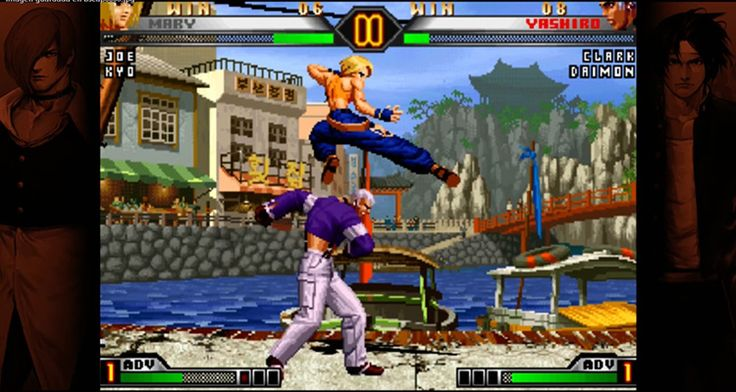 Jorge y Luis Lunes: The King of Fighters 98 Ultimate Match