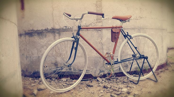 """gentleman""  Custom Handmade bicycle  Manufacure Your New Old Cycle  info:  yournewoldcycle@gmail.com  Price: 1390 EUR"