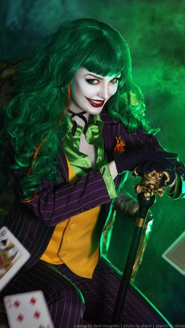 The 25 best female joker ideas on pinterest female joker joker by dark incognito hydraevil photos by akami solutioingenieria Choice Image