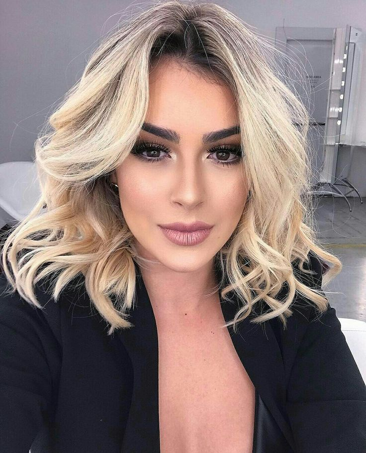 17 Best Ideas About Wedding Makeup Blonde On Pinterest