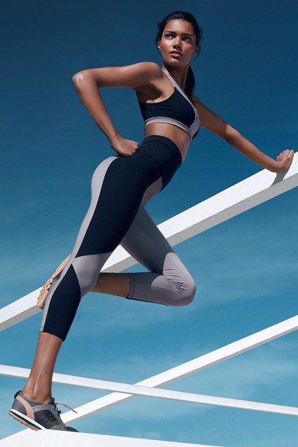 Calgary Avansino selects the best workout wear buys from Net-A-Porter's new Net-A-Sporter offering