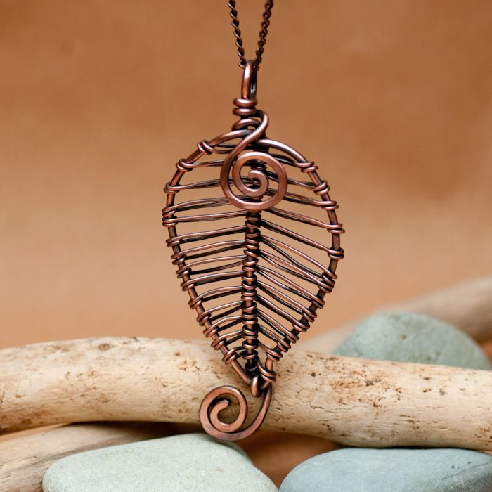 Woven Leaf Pendant | Flickr - Photo Sharing!