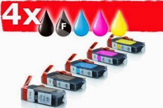 cartuchos de tinta compatibles: Tinta compatible canon cli 526 pgi 525 kit ahorro ...
