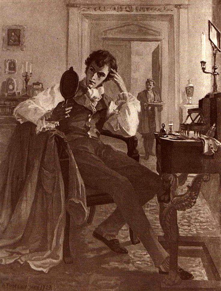 Картинки к евгению онегину а с пушкина
