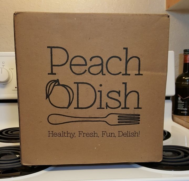 Peach Dish Review & Coupon - May 19, 2016 Delivery - hello subscription