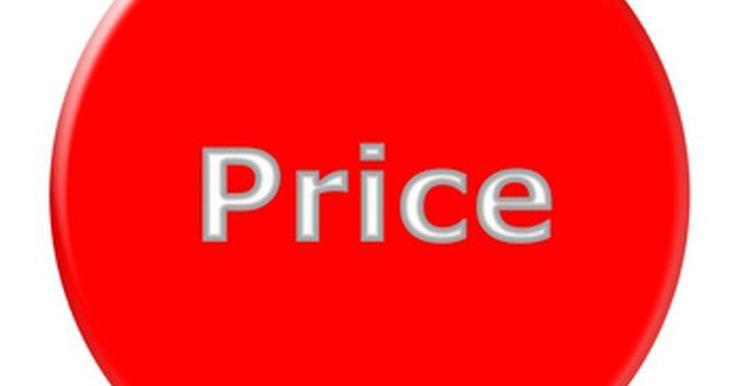 Cómo crear una etiqueta de precio en tu computadora. Se pueden hacer etiquetas de precio para ventas de garaje, ventas de arte y artesanías o para elementos que vendas a través de tiendas o en línea. Las tiendas de artículos de oficina ofrecen una gran cantidad de papeles y cartulinas de impresión coloreados para etiquetas adhesivas y no adhesivas. Busca en los pasillos de tu tienda local para ...