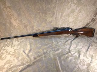 WEATHERBY, MARK V, .240 MAGNUM, SERIAL: H107066, 26 INCH BARREL LOCATION THIS FIREARM WILL BE HANDLED BY GUSSLERS GUN TRANSFER SERVICE IN SANTEE, CA. THERE WILL BE A $60 FEE ADDED TO EACH GUN PURCHASED TO PAY FOR EITHER TRANSFER SERVICE OR SHIPPING. IF YOU GO AND PICKUP THE FIREARM YOU WILL NEED TO ABIDE BY ALL FFL LAWS. IF YOU ARE OUT OF TOWN, GUSSLER WILL PACK AND SHIP FIREARMS TO YOUR LOCAL FFL.