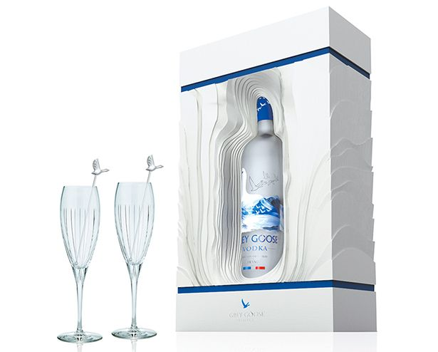 Grey Goose x Christofle