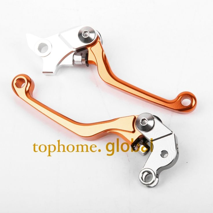 21.74$  Buy now - http://aliomy.shopchina.info/1/go.php?t=1759538987 - Hot Sale One Pair Top quality CNC Dirtbike Pivot Brake Clutch levers Set For KTM 65XC 2008-2009 Orange  #bestbuy