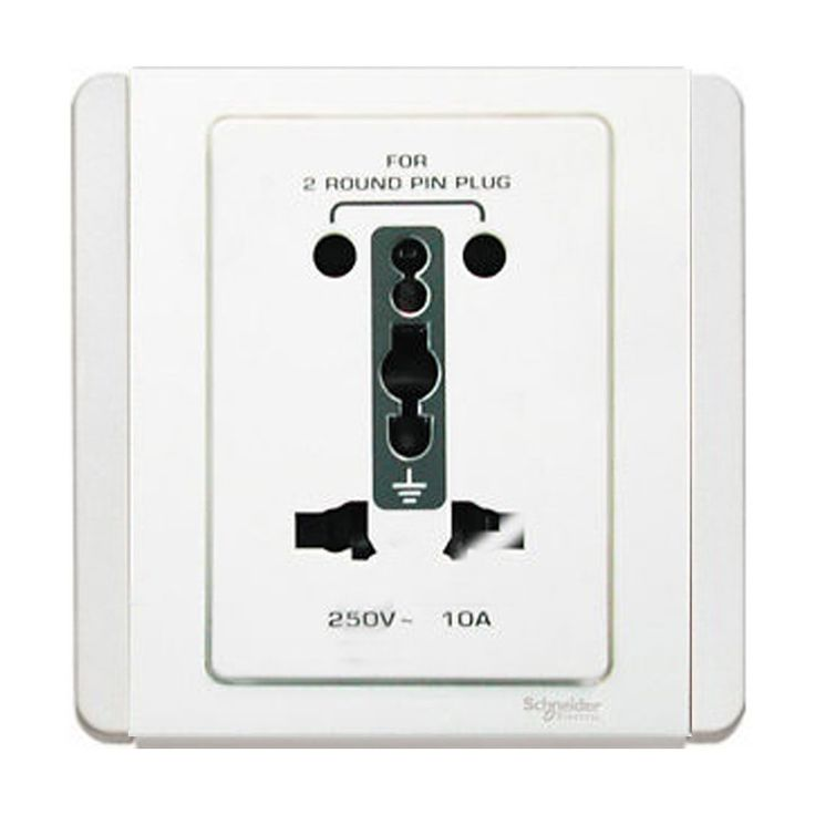 NEO International Socket Putih.  - Complete range to provide your needs, - Quality to ensure your Safety, - Aesthetically Stunning for your place - Harga untuk 1 Buah.  http://kliklistrik.com/neo/440-neo-international-socket-putih.html  #neo #socket #schneider