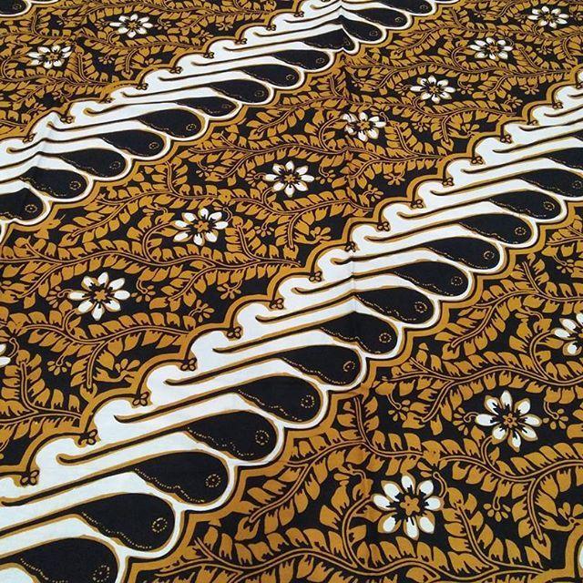 Batik Seno Sogan Ukuran 2M Tanpa Tumpal Sms/ WA 082329397424