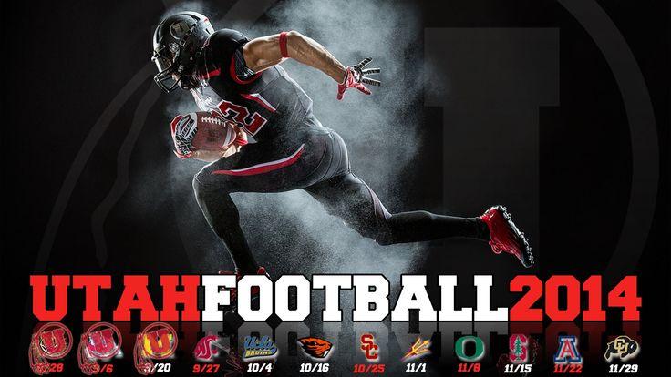 Utah Utes Football Wallpaper - WallpaperSafari