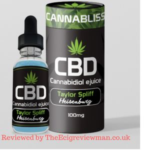 Signature CBD Taylor Spliff Review   Signature CBD Taylor Spliff  Whats this all about then ?  OK OK Lets just clear this up before I go any further.  CBD is NOT cannabis! OK Now thats out of the way  Let me explain.  CBD juice is non-psychoactive  Unlike THC CBD does not cause a high. While this makes CBD a poor choice for recreational users it gives the chemical a significant advantage as a medicine since health professionals prefer treatments with minimal side effects.  Hey I was…
