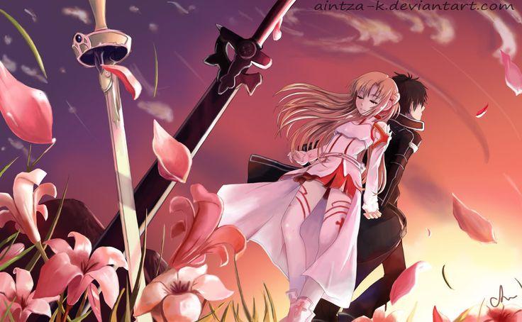Sword Art Online Fanart by Aintza-K.deviantart.com on @deviantART
