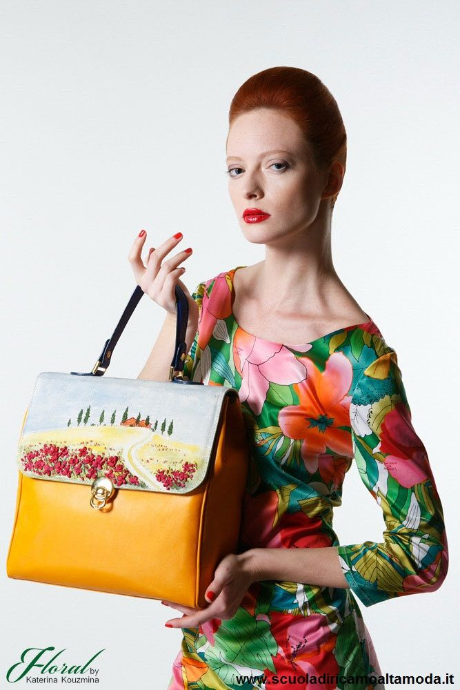 Oltre 1000 immagini su embroidered by katerina kouzmina for Scuola di moda milano costi