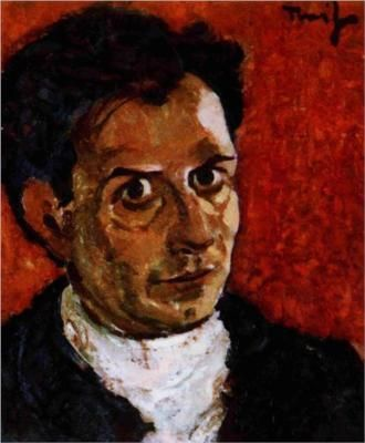 Nicolae Tonitza,  Born: 13 April 1886; Bârlad,Romania Died: 27 February 1940, Romania Field: painting, lithography, engraving, art theory Nationality: Romanian Art Movement: Post-Impressionism, Expressionism School or Group: Grupul celor patru (Group of Four) Influences Cloud: Stefan Luchian