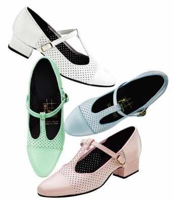 Обувь для линди