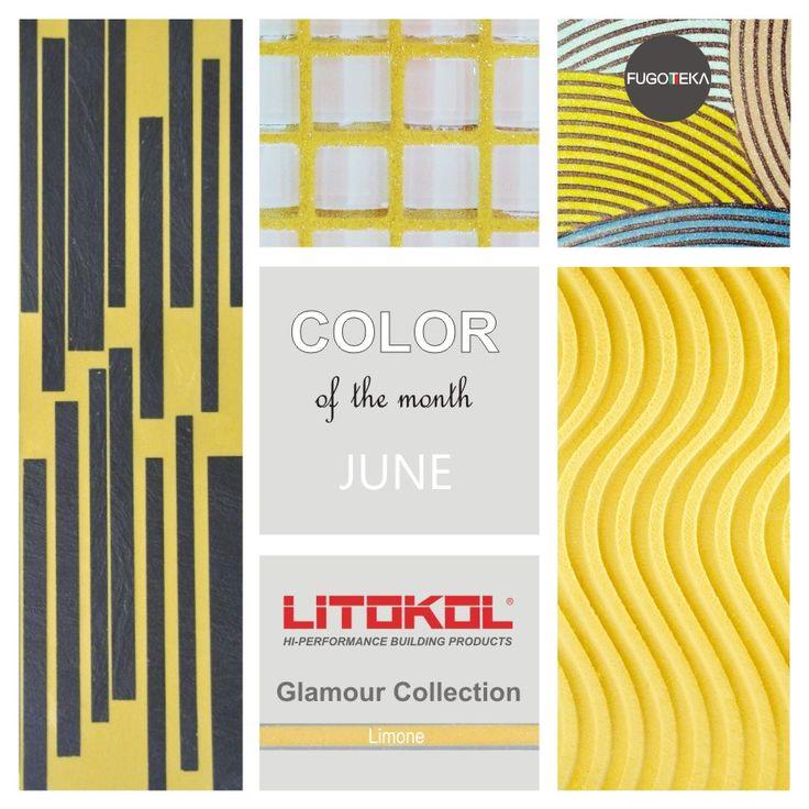 Color June - Lirokol Glamur Collection - Limone