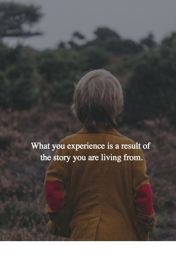What's the story that guides your experience and your life? - https://www.linkedin.com/pulse/penultimate-truth-your-life-joseph-riggio?published=u