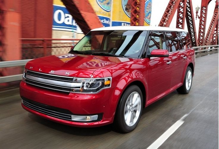 2017 Ford Flex - Redesign and Ready To Go - http://www.usautowheels.com/2017-ford-flex-redesign-and-ready-to-go/