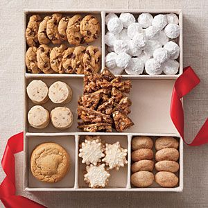 8 Cookies to Swap | SouthernLiving.com