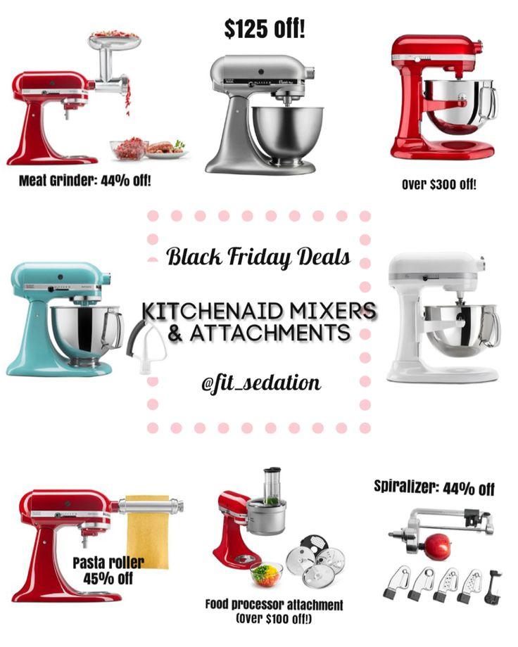 Kitchenaid mixer black friday deals kitchen aid mixer