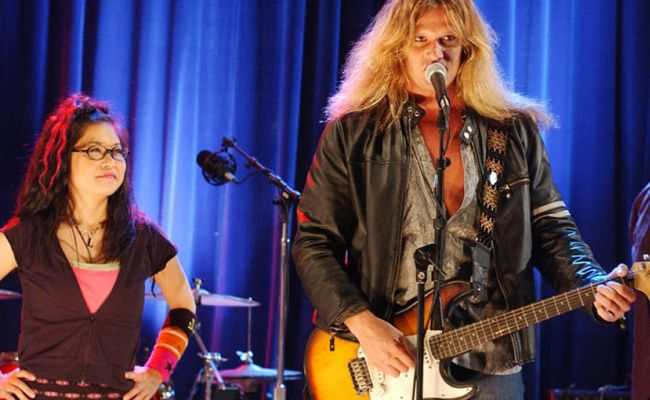 Sebastian Bach is coming back to the world of Gilmore Girls for the revival. Find out more now.   Are you excited for the return of Hep Alien?