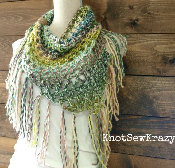171 best Crochet Infinity Scarves - KnotSewKrazy images on ...