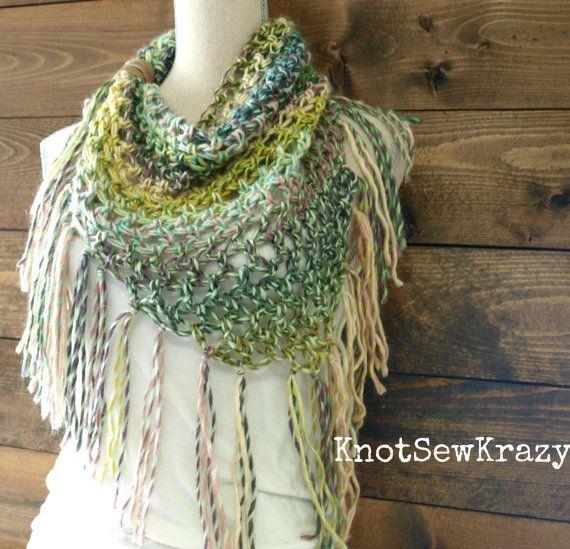 171 best Crochet Infinity Scarves