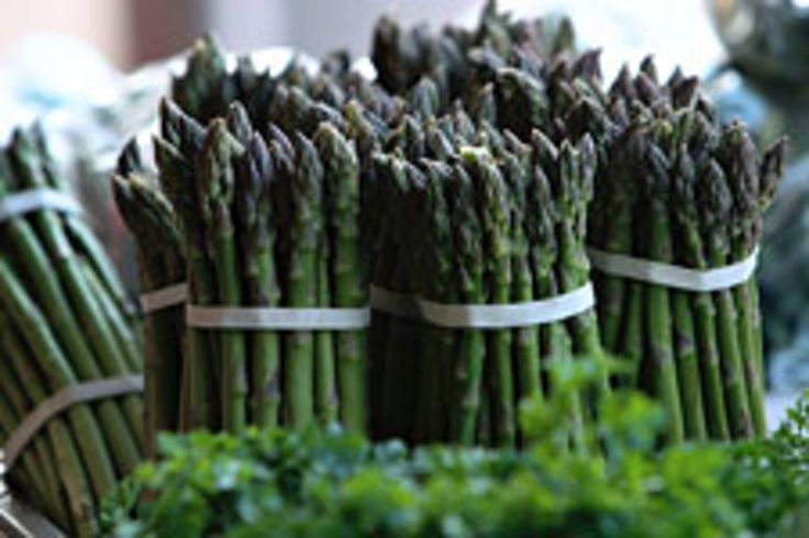 How To: Blanch Asparagus