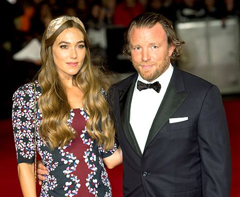Guy Ritchie Marries Jacqui Ainsley, Brad Pitt Attends: Details! - Us Weekly