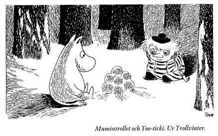 mumin & too-ticki