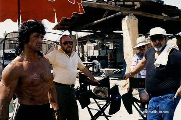 Image result for Rambo behind the scenes 2019
