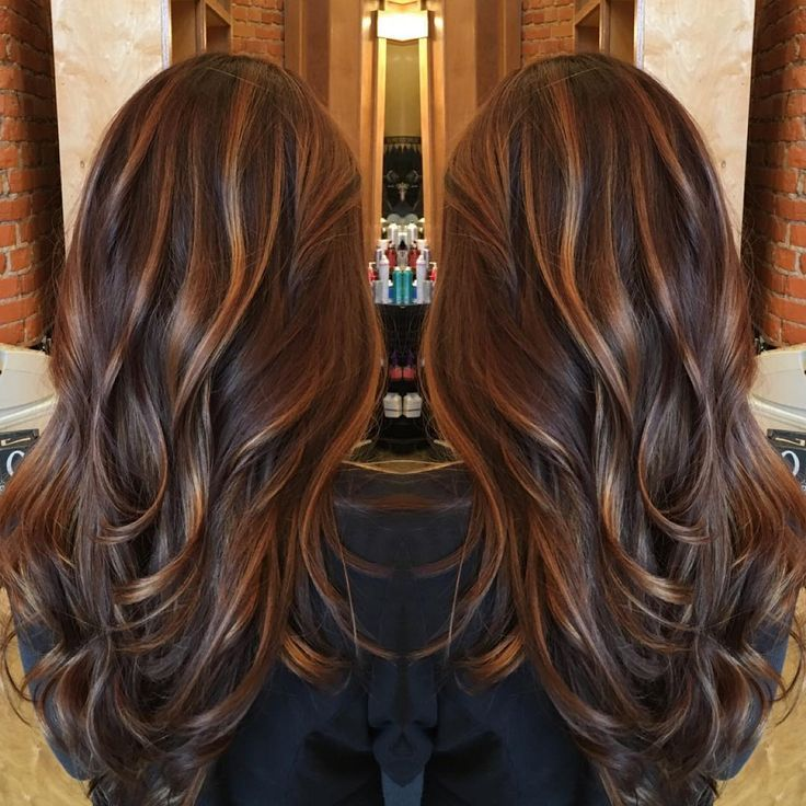 Image Result For Milk Chocolate Hair Color With Caramel