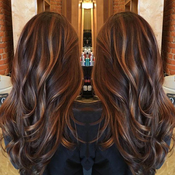 Best 25+ Chocolate hair colors ideas on Pinterest ...