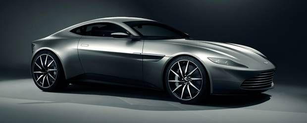 Den nye Aston Martin DB10 kommer kun til salg i 10 eksemplarer, men designet er en forsmag på, hvad vi ellers kan vente os fra fabrikkens side i de kommende år. #biler #cars #aston_martin