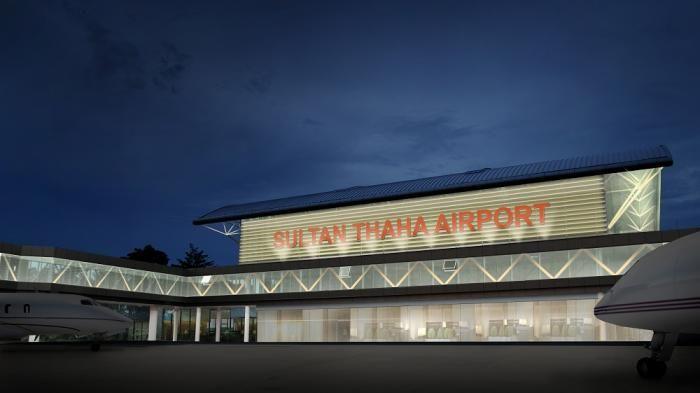 Bandara Sultan Thaha Sjaifuddin - Di Sini Kamu Bisa Nunggu Pesawat Sambil…