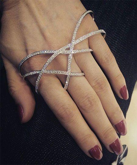 Palm Bracelets - наладонные браслеты - Ювелирные украшения мира